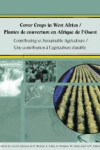 Couverture du livre Cover Crops in West Africa : Contributing to Sustainable Agriculture