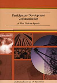 Book cover Participatory Development Communication: A West African Agenda