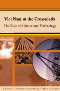 Book cover Viet Nam at the Crossroads: The Role of Science and Technology