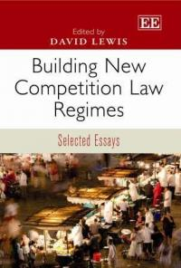 Book cover Building New Competition Law Regimes