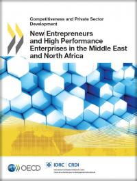 Couverture du livre New Entrepreneurs and High Performance Enterprises in the Middle East and North Africa
