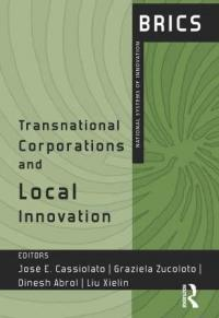 Book cover Transnational Corporations and Local Innovation