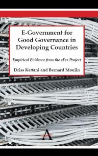 Book cover E-Government for Good Governance in Developing Countries