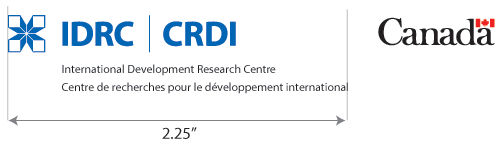 IDRC Logo - horizontal layout