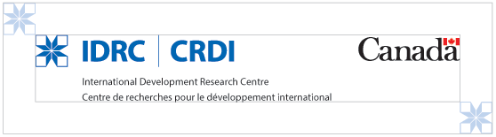 IDRC Logo - Minimum space required in horizontal layout