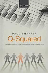 Book cover Q²: Combining Qualitative and Quantitative Approaches in Poverty Analysis