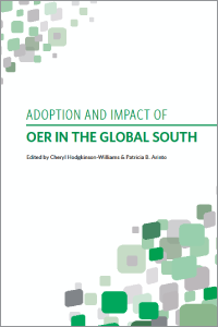 Page couverture du livre : Adoption and Impact of OER in the Global South