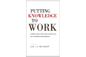 Book cover: Putting Knowledge to Work