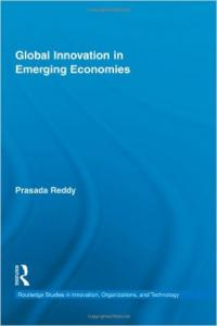 Couverture du livre Global Innovation in Emerging Economies