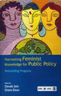 Couverture du livre Harvesting Feminist Knowledge for Public Policy : Rebuilding Progress