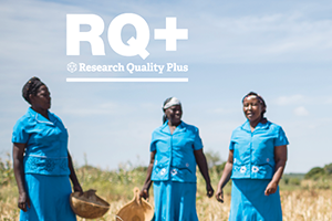 Research Quality Plus cover
