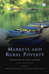Book cover Markets and Rural Poverty: Upgrading in Value Chains