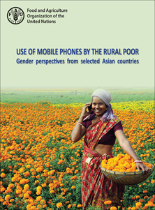 Couverture du rapport Use of Mobile Phones by the Rural Poor