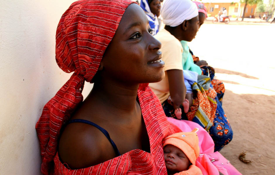 Women in Burkina Faso are now empowered to make informed decisions about their health and the health of their children.