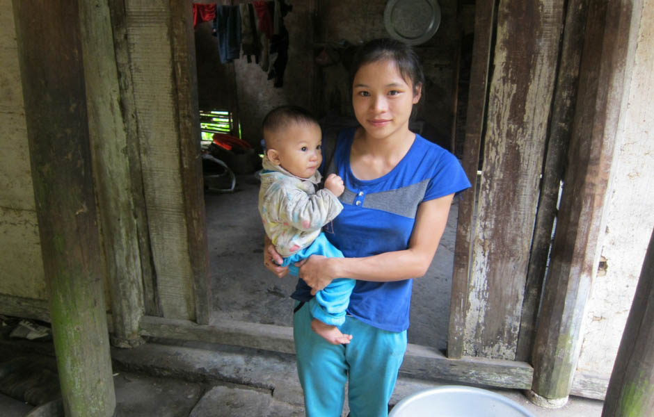 mHealth programs for ethnic minority women in Vietnam bring information on pregnancy and newborn care closer than ever before.