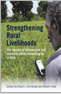Couverture du livre Strengthening Rural Livelihoods : The Impact of Information and Communication Technologies in Asia
