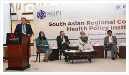 This 2016 consultation in Islamabad was one of five events held by IDRC.