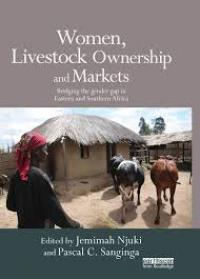 Book cover Women. Livestock Ownership and Markets