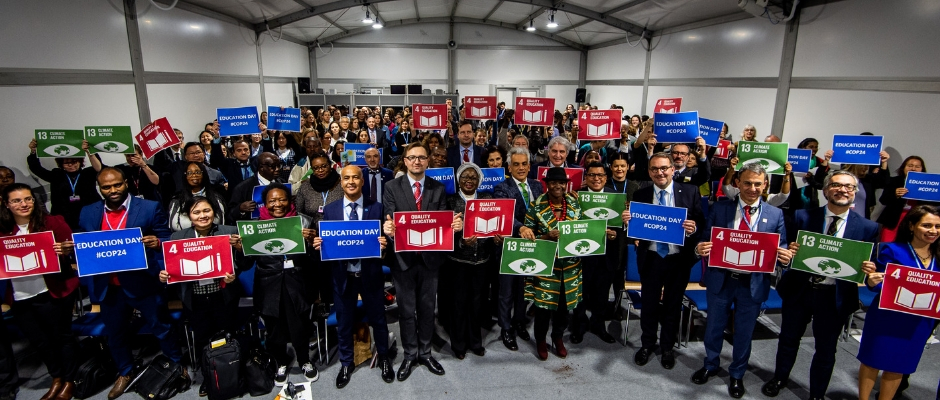 COP24 group shot.