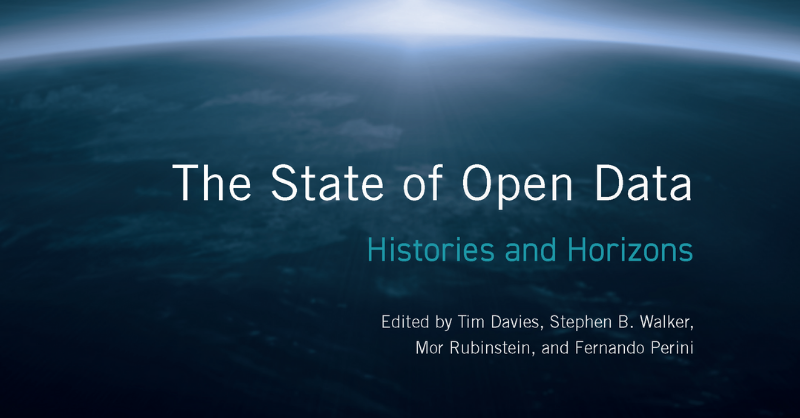 The State of Open Data: Histories and Horizons | IDRC