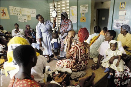The Tanzania essential Health Interventions Project (TEHIP) uses surveys to help health services focus on the most common health problems affecting mothers and young children.